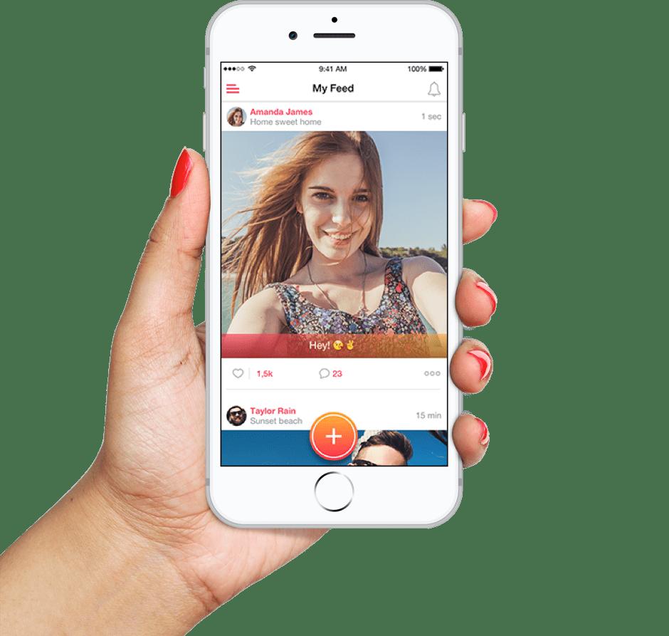 Мобильное приложение Selfiest